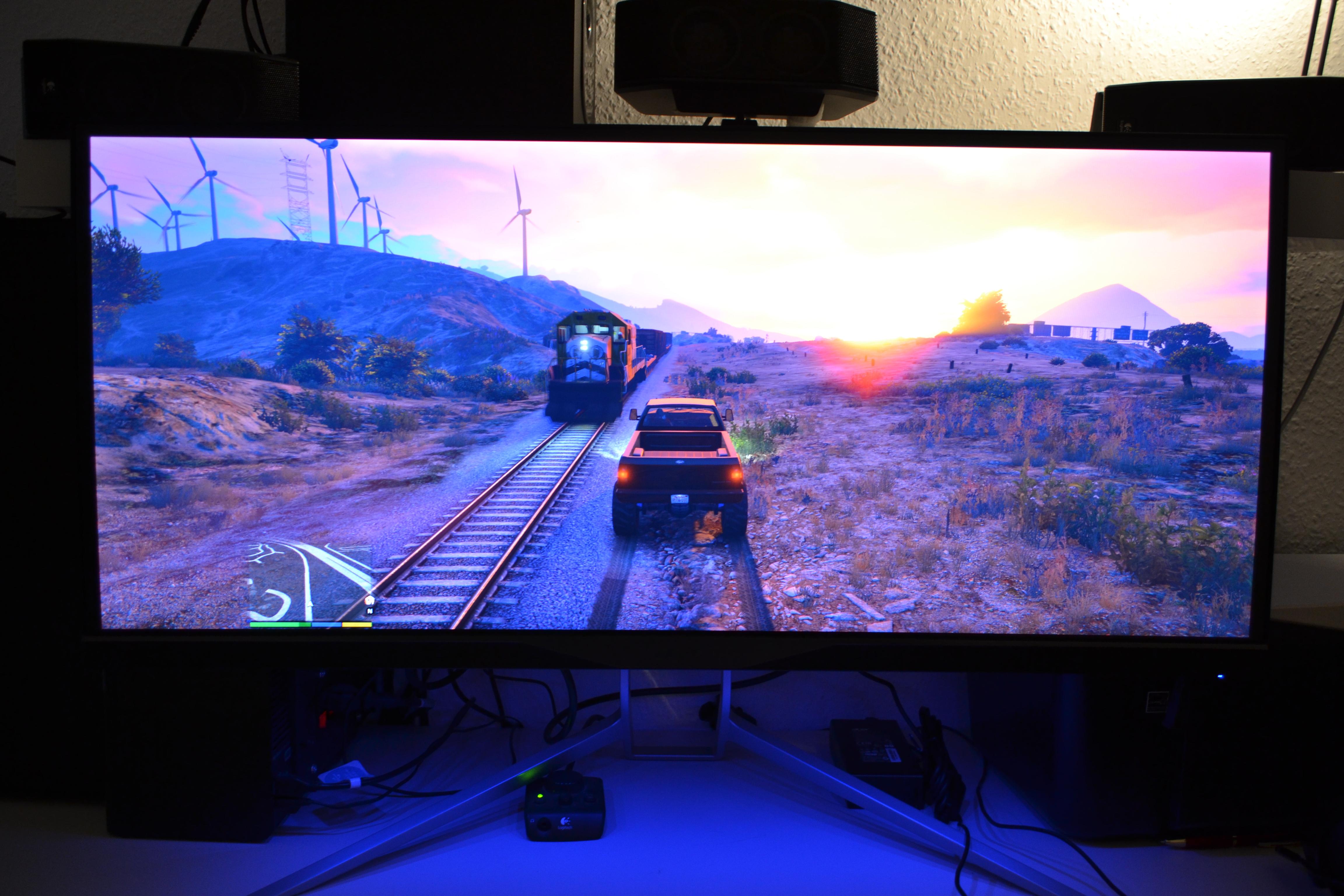 Gaming Monitor Test 2016
